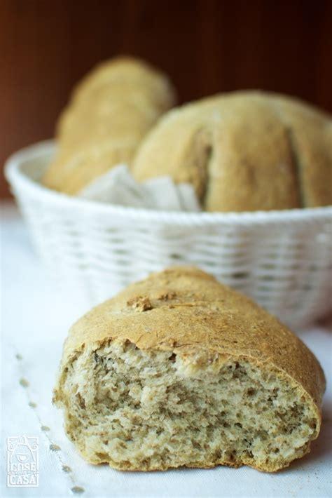 ricetta pane integrale fatto in casa pane integrale fatto in casa cosefatteincasa it