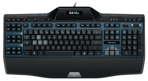 G510s Gaming Keyboard windows and android free downloads windows and logitech gaming software techsupport