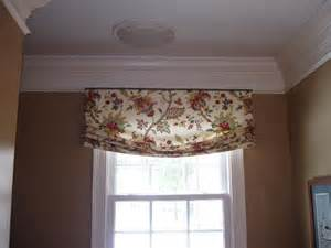 How To Make A Relaxed Shade Valance curtain rods decor and cleanses on
