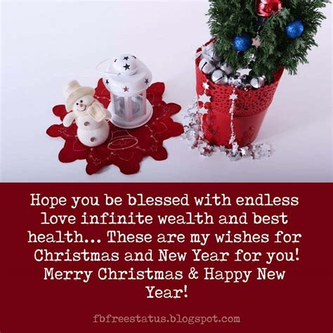 merry christmas  happy  year wishes messages images