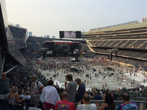 soldier field section 226 concert seating rateyourseats