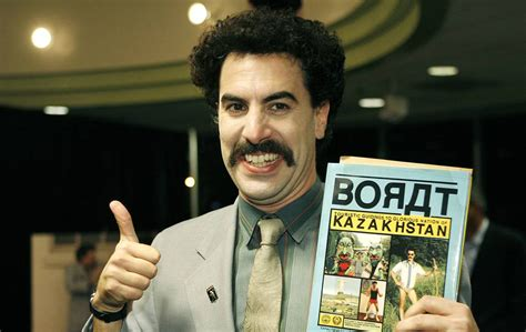 Sacha Baron Cohen Nominated For Kazakh Award by The 10 Worst Oscar Acting Snubs Of The Last 10 Years