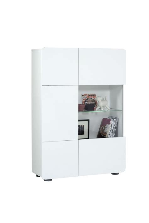 high gloss white cabinet doors bump white high gloss display cabinet 2 door gloss