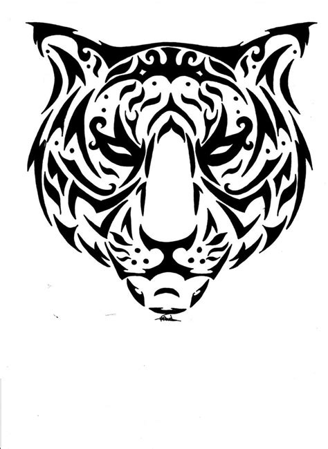 tribal animal tattoo designs black panther tribal designs search