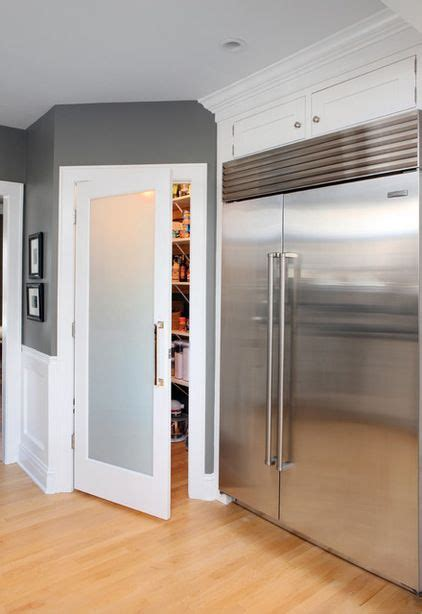 stock    stylish pantry door ideas kitchen