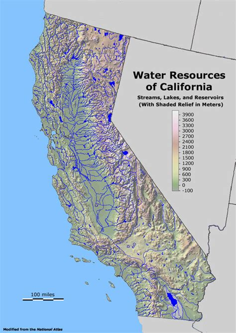 california map resources geology cafe