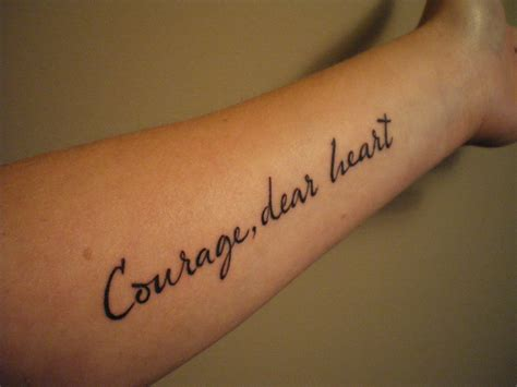 tattoo quotes about strength and courage courage quotes tattoos www imgkid com the image kid
