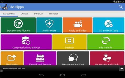 filehippo mobile filehippo apk for android aptoide