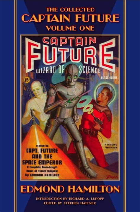 letter s from motezy books haffner press 187 the collected captain future volume one