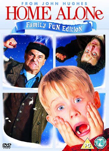 home alone family edition dvd macaulay culkin daniel