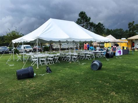 Tent And Chair Rental by Tent Table Chair Rentals Destin Fort Walton Navarre