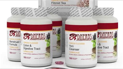 Fibroid Detox by Dherbs Fibroid Cleanse