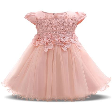 Dress Baby 3 In 1 aliexpress buy 1 year birthday baby dress lace christening gowns toddler