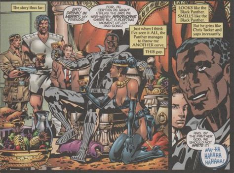 marvel s black panther the illustrated history of a king the complete comics chronology black panther comic book tv tropes