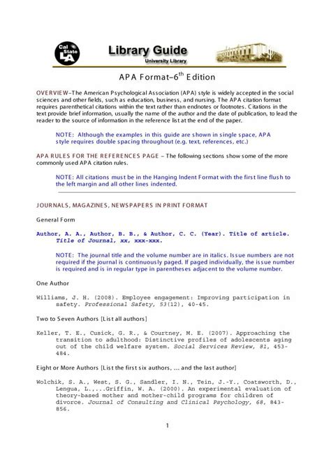 apa template free 40 apa format style templates in word pdf