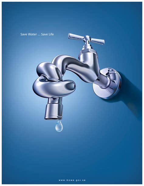Kran Air Ina save water save lives amazing advertisements