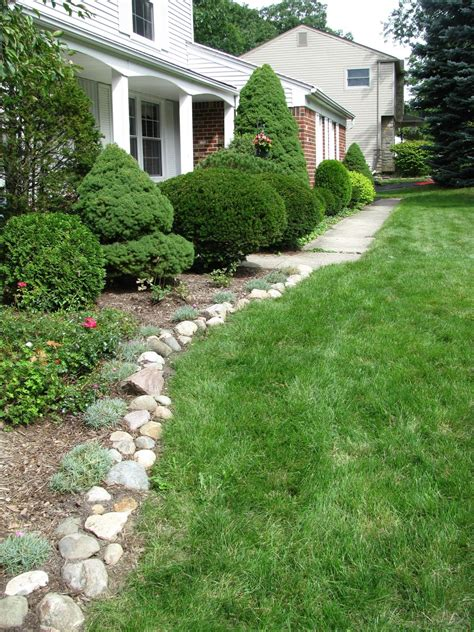 borders for flower beds flower beds with rock borders native home garden design