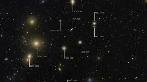 esos vst telescope takes stunning image  fornax galaxy