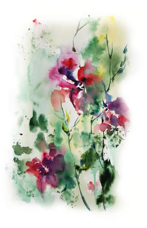 libro watercolour flower portraits 49 best art aerial and atmospheric perspective images on art tutorials watercolor