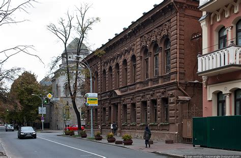 chocolate house architectural monument the chocolate house 183 ukraine travel blog