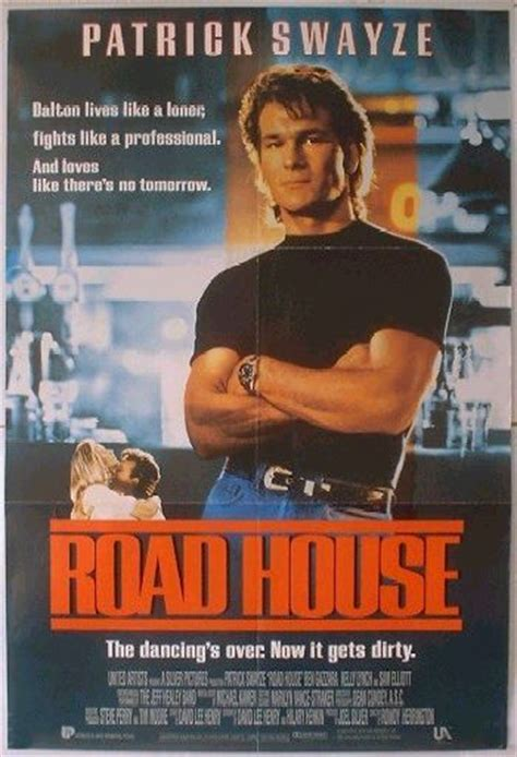 Raod House by Road House 1989 Cut The Crap Reviews