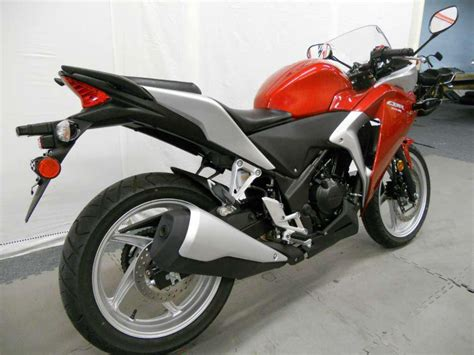 buy honda cbr buy 2012 honda cbr250r sportbike on 2040 motos