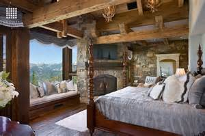 rustic master bedroom rustic master bedroom with window seat by locati architects zillow digs
