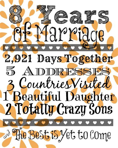 Wedding Anniversary Ideas 8 Years by 37 Best 8 Or 9 Year Anniversary Gifts Images On