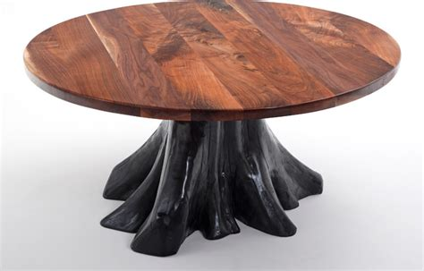 rustic tree root dining table rustic dining tables