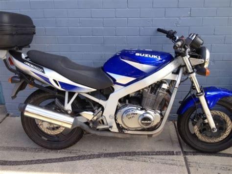 04 Suzuki Gs500 Suzuki Gs500 2004 Metropolitan Motorcycle Spares