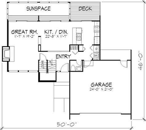 passive solar floor plans passive solar ranch home plans home plan
