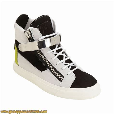 giuseppe high top sneakers giuseppe zanotti high top buckle sneakers