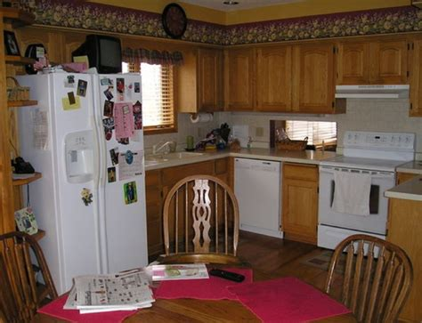 Before And After Split Level Kitchen Remodel Blaine Mn Split Level Kitchen Remodel Before And After