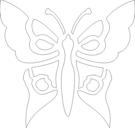 printable stencils of butterflies 7 best images of wall butterfly stencils printable free