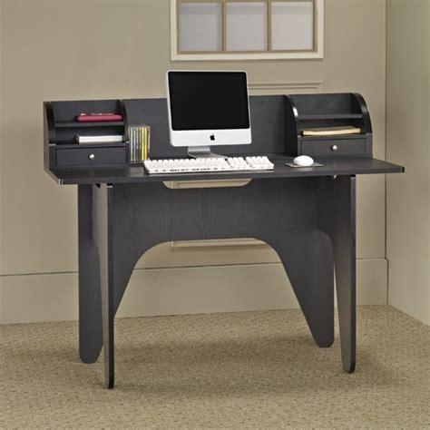 Computer Desk Mini Hokku Designs Niko Office Computer Desk With Mini Hutch