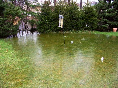 backyard flooding connecticut basement systems basement waterproofing