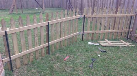 temporary backyard fence temporary fencing for dogs improbable diy peiranos fences