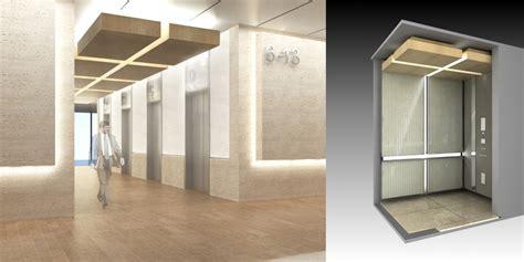 Foyer Wall Decor by Canary Warf Office Lobby Canary Warf England Cruz Design