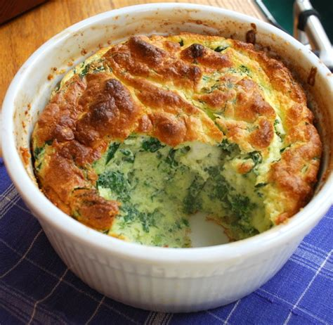 spinach souffle ina garten spinach souffle recipes you ll on ramekins and souffle dishes cheese souffle