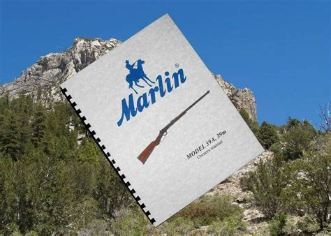 Marlin 39 39a 39m Lever Action 22 Cal Rifle Owners Manual