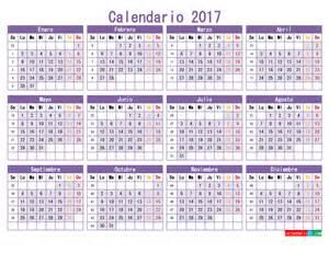 Andorra Calendario 2018 Calendario 2017 Para Imprimir Gratis Pdf Word Plantilla