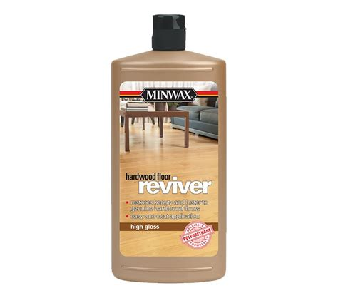 buy the minwax 60950 hardwood floor reviver quart hardware world