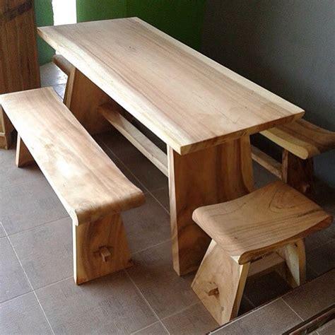 Kursi Meja Makan Europa Klasik Lemari Sofa Kursi Tamu Dipan Bufet meja kursi bangku sate trembesi furniture jepara