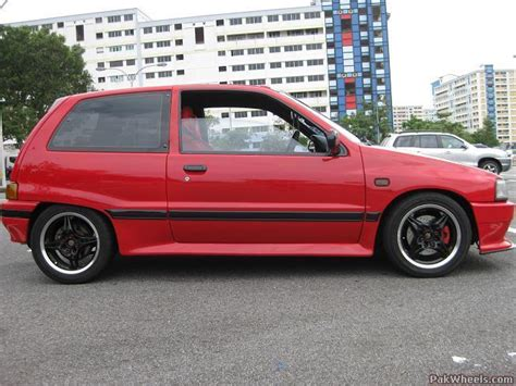 Daihatsu Setu looking for 4 door charade gtti cars pakwheels forums