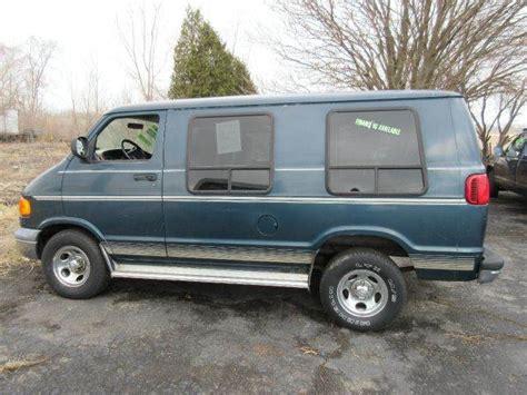 airbag deployment 1999 dodge ram van 2500 auto manual 1999 dodge ram van for sale carsforsale com