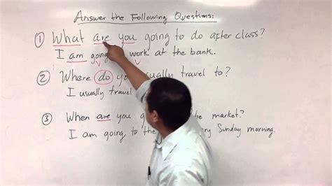 preguntas con no 191 c 243 mo responder una pregunta en el ingl 233 s youtube