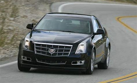 2008 cts cadillac car and driver