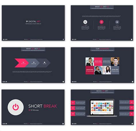 16 Animated Powerpoint Templates Free Sle Exle Free Creative Powerpoint Templates