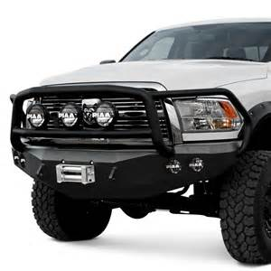 Road Armor Dodge Bumper Road Armor 174 Dodge Ram 2015 2016 Stealth Series