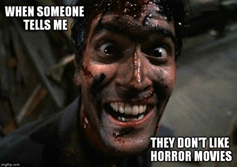 Evil Dead Meme - how awkward for you imgflip